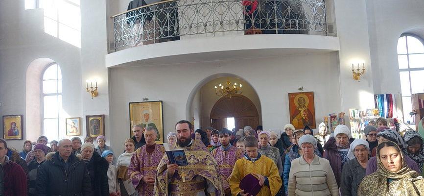 Божественная литургия и Чин Торжества Православия